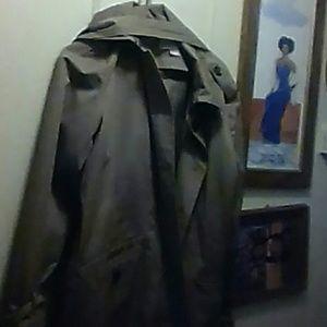 Kors trench coat
